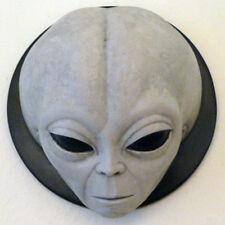 Limited Edition Alien Grey Extraterrestrial Sculpture