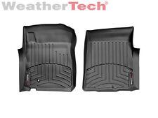 WeatherTech Floor Mats FloorLiner - Ford F-150 Reg/EXT Cab - 1st Row - Black