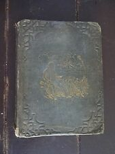 """Pictorial Life of Benjamin Franklin"" With Engravings, VERY SCARCE - 1846"
