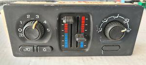 2003 Chevy Silverado GMC Sierra Heater Air Dual Climate Control Module 15136888
