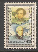 Australia #1226 (A434) Mint Nh - 1991 $1.05 Explorers - Vancouver & Eyre