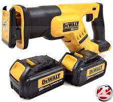 DeWALT DCS387 20V MAX Ah Li-Ion Compact Reciprocating Saw Sawzall Battery Kit