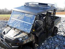 2012 Full Size POLARIS RANGER 800 Full-Folding Front Polycarbonate Windshield