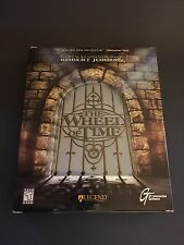 Wheel of Time Game PC FPS COLLECTOR'S ITEM, New in box, Designer signs for you