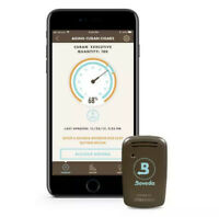 Boveda Butler - Smart BLUETOOTH Hygrometer Humidor Sensor W/Calibration Kit- NIB