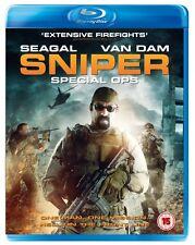 Sniper Special Ops (BLU-RAY) (NEW) (STEVEN SEAGAL) (REGION 2)