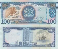 Trinidad and Tobago 100 Dollars (2006/2014) -p51b UNC but with SPOT