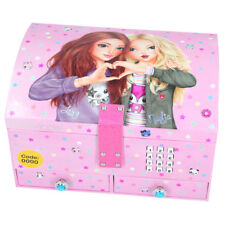 Depesche TOPModel Jewellery Box with Code & Sound Lexy & Nadia NEW