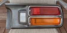 DATSUN-NISSAN 1974-78 FAIRLADY Z 260Z COUPE GENUINE IKI RHS TAIL-LIGHT!! EC!!