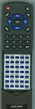 Replacement Remote for CASIO XJA256, 10425779, YT110, XJA246, XJA251