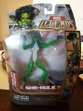 Marvel Legends She-Hulk BLOB Series Build a Figure 2006 Baf NEW VHTF!!!!
