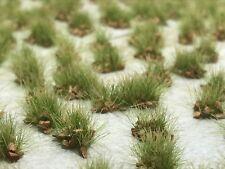 Miniature Model Self Adhesive Static Grass Tufts - 6mm Brown Rocky Prairie