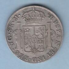 Guatemala. 1821-NG.M 8 Reales.. VF/gVF