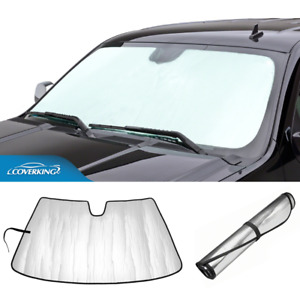 Coverking Custom Tailored Sun Shield For Volkswagen Rabbit Convertible