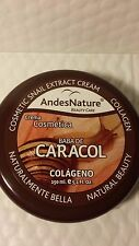 COSMETIC SNAIL EXTRACT CREAM COLLAGEN 5.1 FL OZ BABA DE CARACOL ALL SKIN FACE