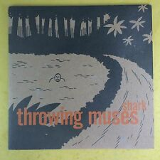 Throwing Muses - Shark / Limbobo - 4AD Records Ex Condition