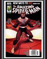 Amazing Spider-Man #572 *NeWSSTaND $3.99 PRiCe VaRiaNT* (2008) Marvel | (VF-/VF)