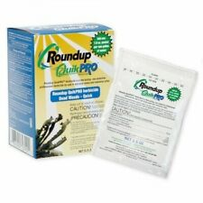 Roundup QuikPro Herbicide 73.3% QuickPro 1.5 oz Pack (1 gallon)