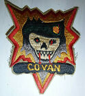 CO VAN - Advisor - US SPECIAL FORCES - GREEN BERET - Patch - Vietnam War - 7331