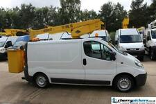 Right-hand drive Vivaro Commercial Vans & Pickups