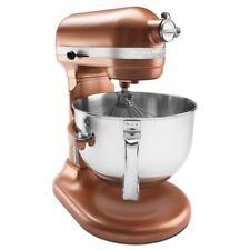 KitchenAid Rkp26m1xCE Professional 600 Stand Mixer 6 quart 10-Speed Copper Pearl