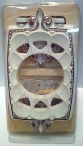 Vintage Amerock Bonaventure Collection -Toothbrush Holder - Regency White