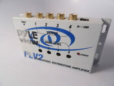Pyle PLV2 View 1 Into 4 Mobile Video Signal Distribution Amplifier