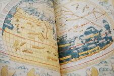 VOIES OCEANES DE L'ANCIEN AUX NOUVEAUX MONDES PASTOUREAU ILLUSTRE CARTE RELIE