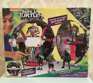Nickelodeon Ninja Turtles Out of the Shadows Technodrome Playset NEU.