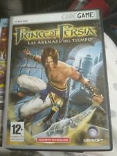 Prince of Persia THE SANDS OF TIME Pc Cd Rom Original.