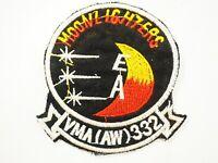 USMC VMA(AW) 332 Moonlighters Attack Squadron EA Vietnam War Patch