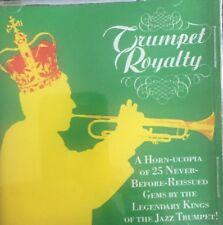Trumpet Royalty by Various Artists (CD, Jul-1993, Vintage Jazz Classics)