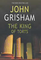 The King Of Torts, Grisham, John, Very Good Book
