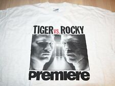 Graciano Rocchigiani Vs.Dariusz Michalczewski Fightshirt 1996 T-Shirt Mint