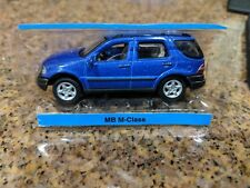 Hongwell Mercedes-Benz M-Class Metallic Blue 1:72 Cararama Diecast Mint