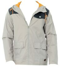 Adidas Mens PRO WIND Jacket SESAME/SHALE Hooded G76343 Size LARGE NEW