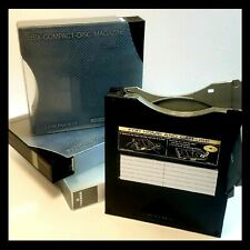 Pioneer Prw1141 6 Compact Disc Cd Magazine Prw-1141 Storage Car Home Lot of 3