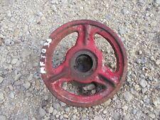 Massey Ferguson To35 Mf tractor engine gas motor front crankshaft pulley