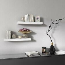 Wood Wall Shelf, Set of 2