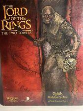 Sideshow Weta Lord Of The Rings Ugluk, Uruk-hai Captain Statue 1242/2000