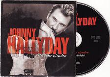 JOHNNY HALLYDAY-CD-2 TITRES-UN JOUR VIENDRA-562309.2-DE 1999-
