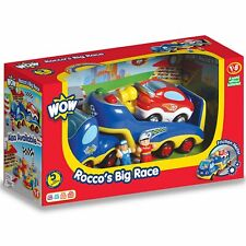 WOW Toys Rocco's Big Race Playset - 18 Months to 5 Years Old