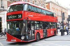 New bus for London - Borismaster LT207 6x4 Quality Bus Photo