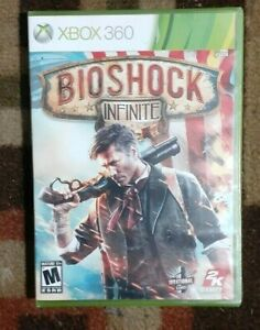 BioShock Infinite (Microsoft Xbox 360, 2013) Brand New