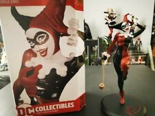 More details for harley quinn cover girls statue dc collectibles by joelle jones