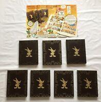 ASTERIX & OBELIX ROMBALDI 7 VOLUMES  / LOT BD EO / UDERZO & GOSCINNY /