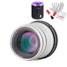 Zonlai 50mm F1.4 APS-C Fixed Lens for Sony E-Mount a3000 a5000 a5100 a6000 a6300