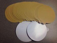 "Sand Paper PSA 6"" DA 800  Grit Stick-on (25 Pcs)"