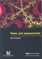 Power and Empowerment by Neil Thompson 9781903855997   Brand New