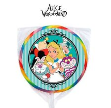 24 Disney Alice in Wonderland Stickers Labels for Bag Lollipop Party Favors